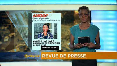 Press Review of December 2, 2016 [The Morning Call]