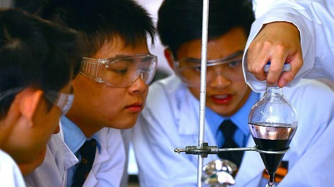 Австралийские школьники создали препарат от малярии всего за 2 доллара