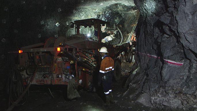 Τα ορυχεία της Μπουρκίνα Φάσο