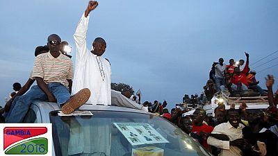 Gambie : fin du suspens, l'opposant Adama Barrow remporte la présidentielle