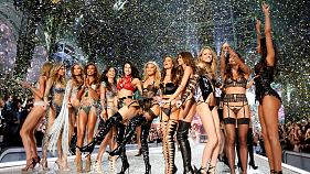 Desfile da Victoria's Secret em Paris