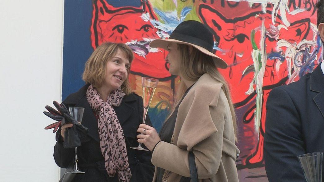 A festészet élt, él és élni fog - vallja a Saatchi Galéria