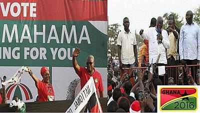 Early voting in Ghana triggers concerns