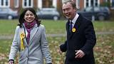 Egy parlamenti helyet veszítettek a brit konzervatívok