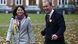 پیروزی نامزد مخالف برکسیت در انتخابات میان دوره ای مجلس عوام بریتانیا