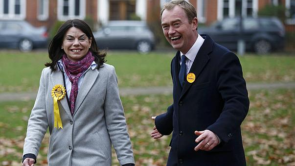 Лондон: сюрприз правительству от либерал-демократов