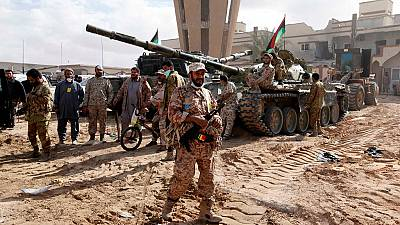 La Libye, une probable future base arrière de l'EI