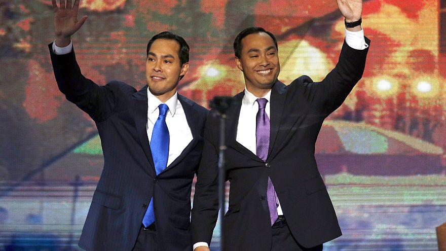 Image: Julian and Joaquin Castro