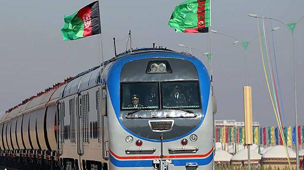 Σιδηροδρομική γραμμή Τουρκμενιστάν – Αφγανιστάν