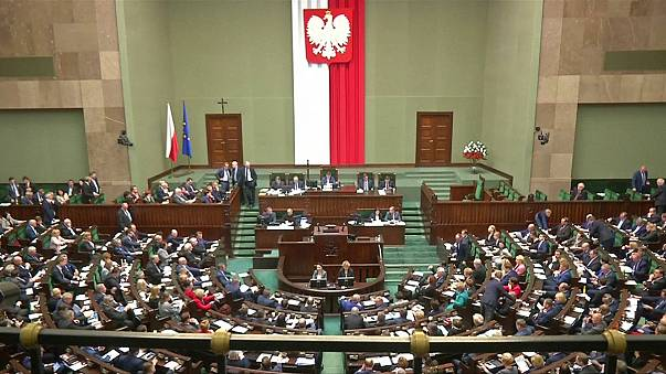 Polish parliament adopts controversial assembly bill