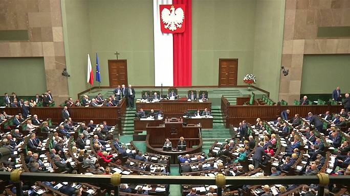 Польша: власти наступают на свободу собраний?