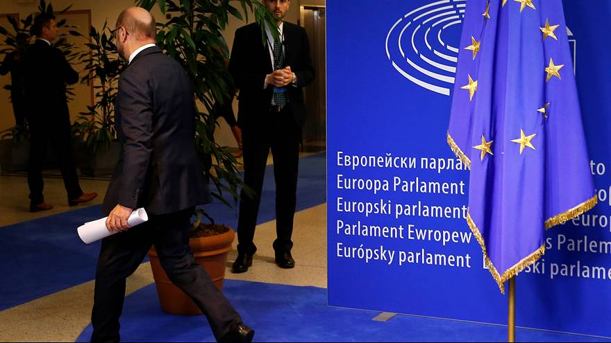 State of the Union: Parliament president race heats up and EU-Turkey relations under pressure