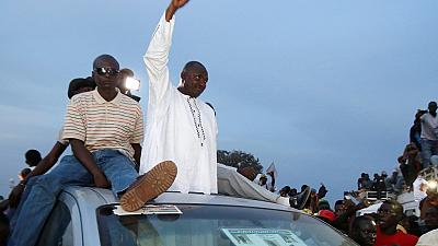 Gambians celebrate as President Yahya Jammeh defeated after 22 years in power