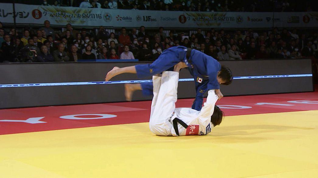 Judo: japoneses dominam primeiro dia do Grand Slam de Tóquio