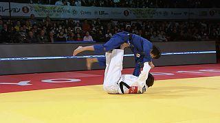 Judo Grand Slam Tokio 2016: Gastgeber dominieren ersten Wettkampftag