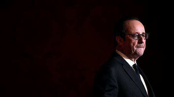Hollande's decision not to stand profoundly political