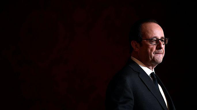 Le départ lucide de François Hollande