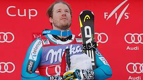 Jansrud clinches super G opener in Val d'Isere