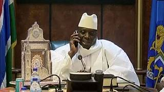 [Video and Transcript] Jammeh's concession to Adama Barrow