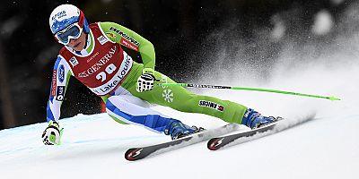 Sci alpino: la slovena Stuhec vince la discesa libera, seconda Sofia Goggia
