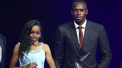 Le Jamaïcain Usain Bolt et l'Éthiopienne Almaz Ayana, désignés athlètes de l'année