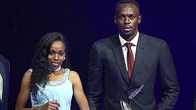 Ethiopia's Ayana and Usain Bolt win top 2016 IAAF awards