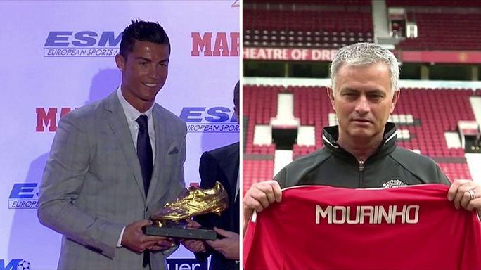 Ronaldo and Mourinho defend tax arrangements