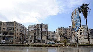شدت گرفتن درگیری نظامی در شرق حلب