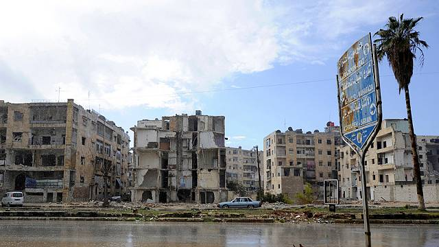 Сирия: боевики оппозиции отступают