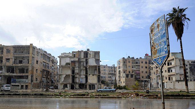 Suriye'de bölgesel ateşkes