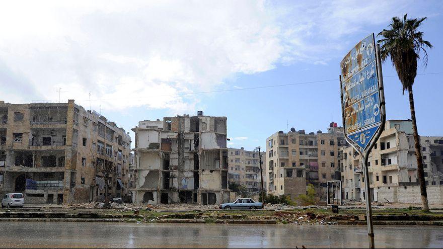 Los rebeldes sirios recuperan parte del terreno perdido en el sureste de Alepo