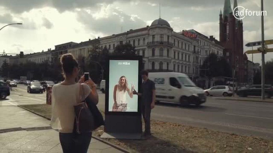Ein Plakat verschafft sich (German Federal Ministry for the Environment)