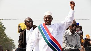 Gambia: Buhari praises Jammeh for conceding, Barrow gets congrats