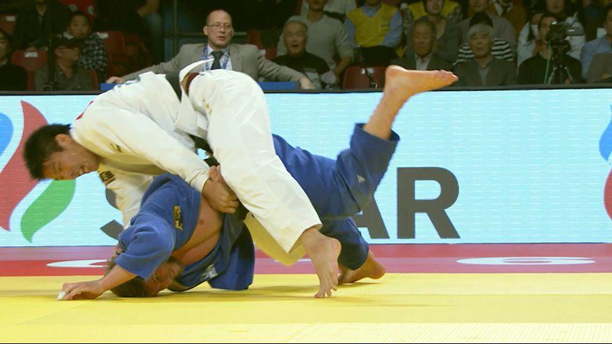 Tokyo Grand Slam'inde ikinci gün heyecanı