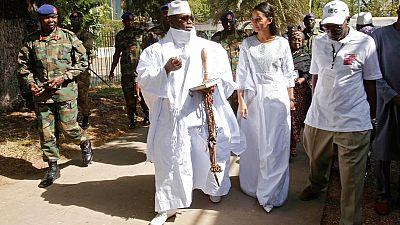 Jammeh prêt à travailler avec Barrow