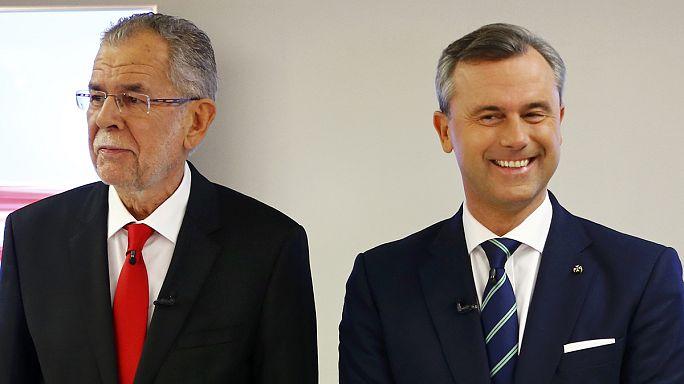 Österreich wählt: Van der Bellen oder Hofer