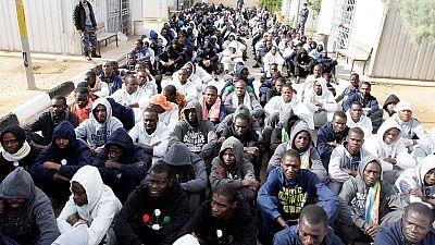 La Libye demande l'aide internationale pour gérer les migrants prisonniers