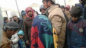 """""""Telafer'den kaçmak zorunda kalan 80 civarında Türkmen çocuk öldü"""""""