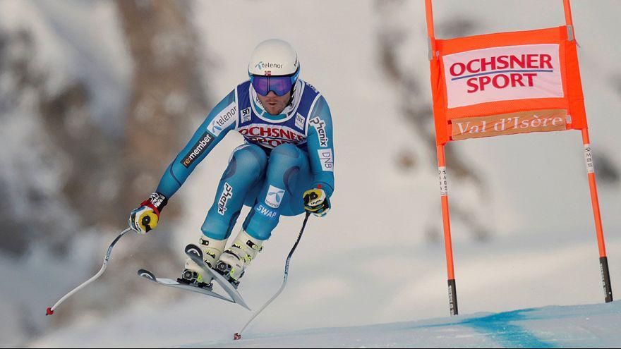 Sci alpino: Jansrud concede il bis, secondo Fill