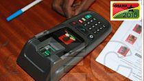 Ghana's voting process – Ballot papers, biometric verification and secret ballot