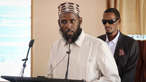 Image: Mukhtar Robow, who was once deputy leader of Africa's deadliest Isla