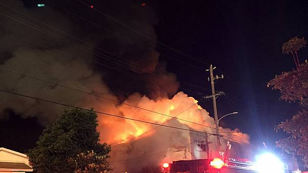 Oakland warehouse fire: building had history of complaints and violations