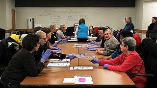 США: отмена пересчёта голосов на выборах в Пенсильвании