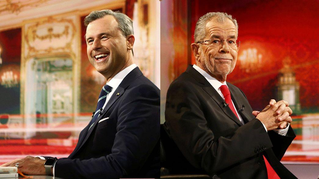 Выборы в Австрии: правый или зеленый