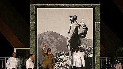 Cubadit adieu à Fidel Castro