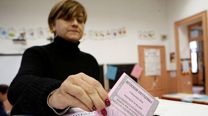 Italien: Volk stimmt über Verfassungsreform ab