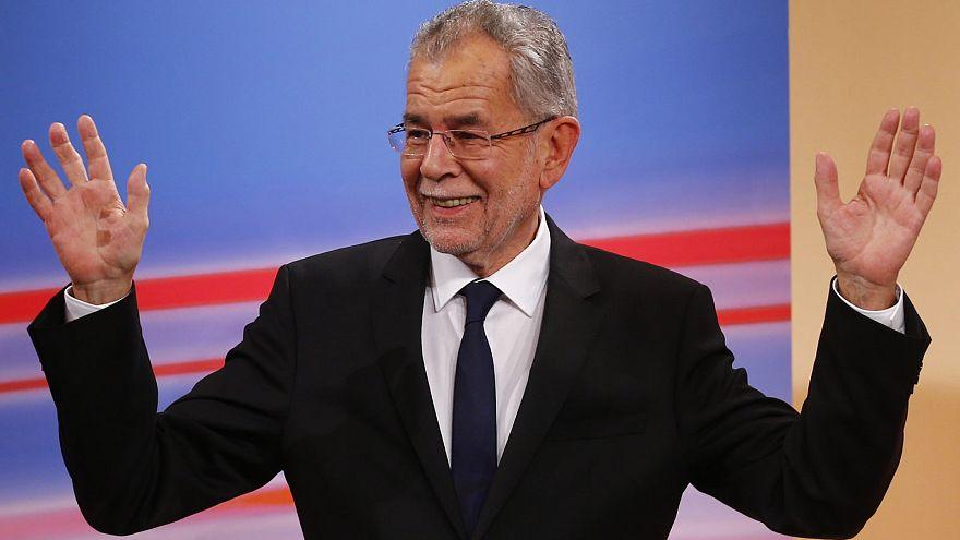 اليمين المتطرف في النمسا يقر بهزيمته في انتخابات الرئاسة