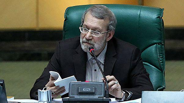 رئیس مجلس ایران: سایر دستگاهها هم حسابهای مشابه قوه قضائیه دارند