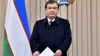 Usbekistan wählt neuen Präsidenten