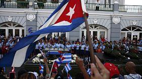 Farewell to Fidel Castro